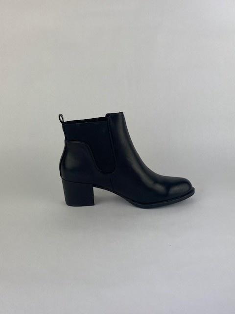 Shanton chelsea boots Black-1