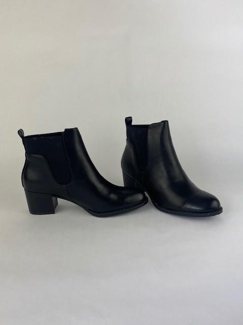 Shanton chelsea boots Black-2