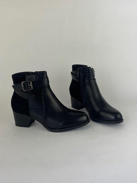 Nymhe boots Black-2