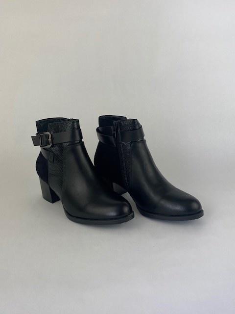 Nymhe boots Black-3