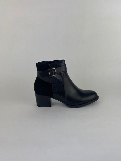 Nymhe boots Black-1