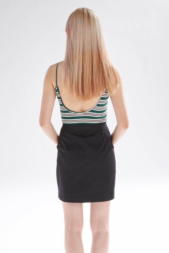 Myke skirt Black-2