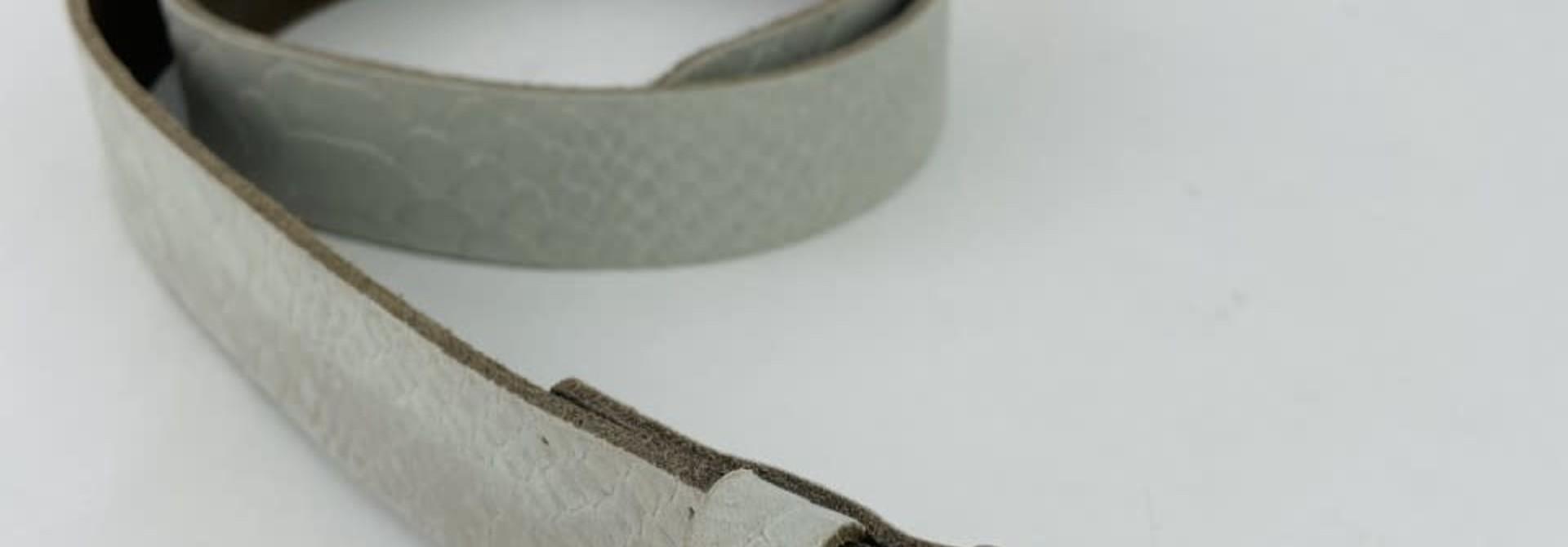 Sneaya leather belt Moss