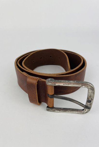 Dean leather belt Brown