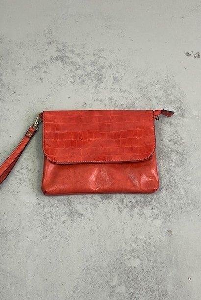 Munco croco bag Orange