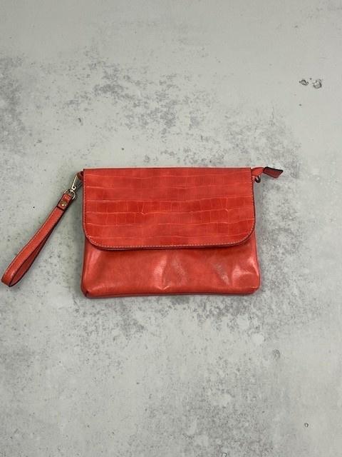 Munco croco bag Orange-1