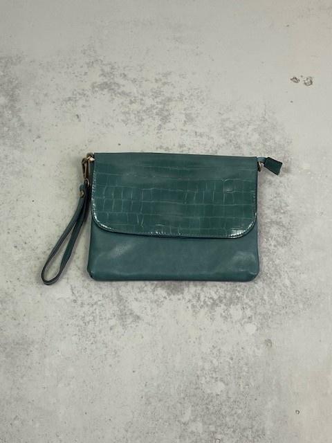Munco croco bag Green-1