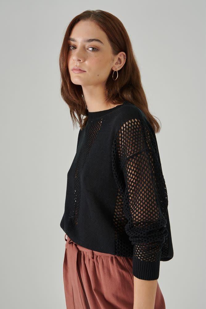 Delia pullover Black-2