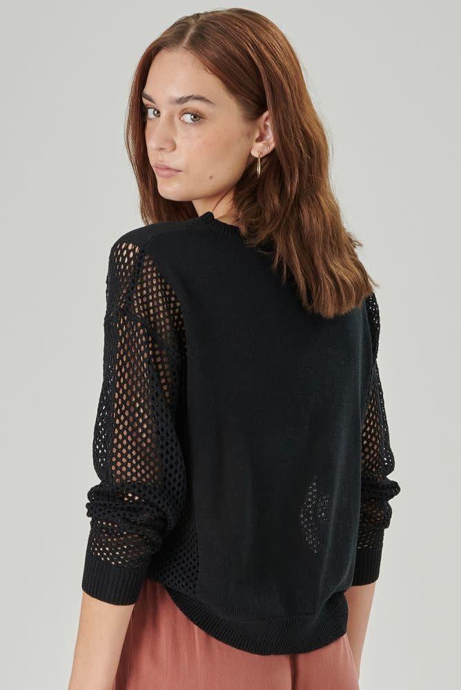 Delia pullover Black-3