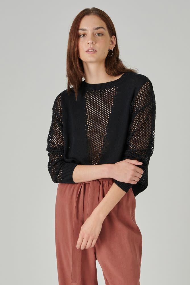 Delia pullover Black-4