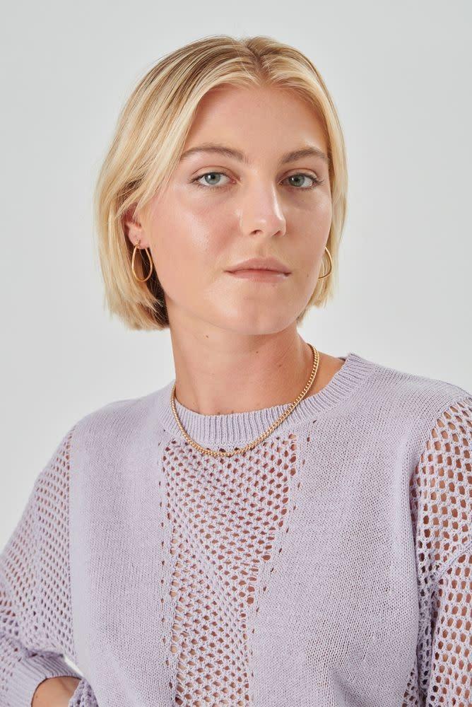 Delia pullover Lila-2