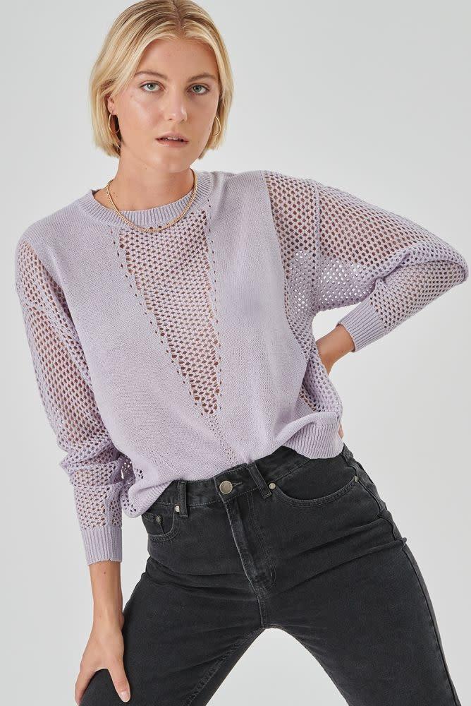 Delia pullover Lila-1