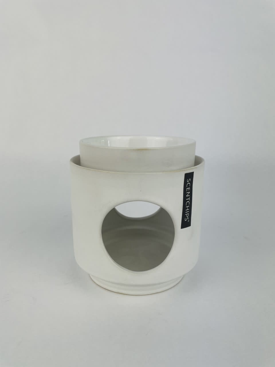 Scentburner Dôme large White-1