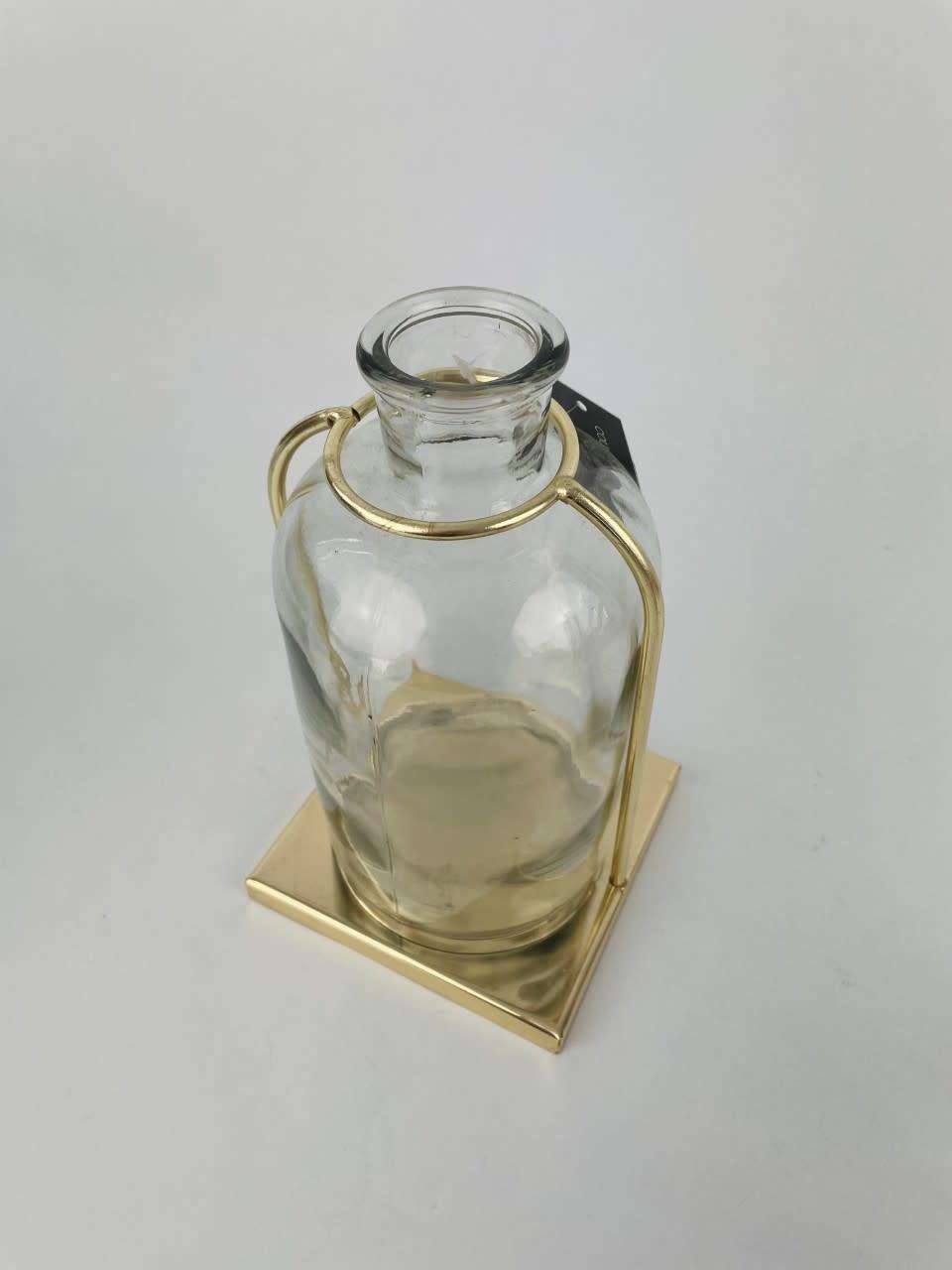 Kirby framed vase 12x20 Gold-2