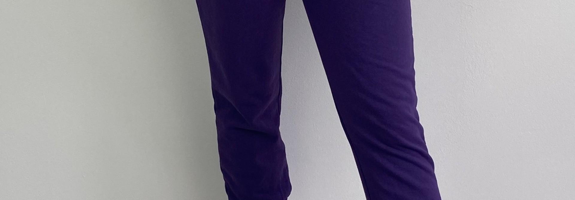 Sunki sweatpant Purple