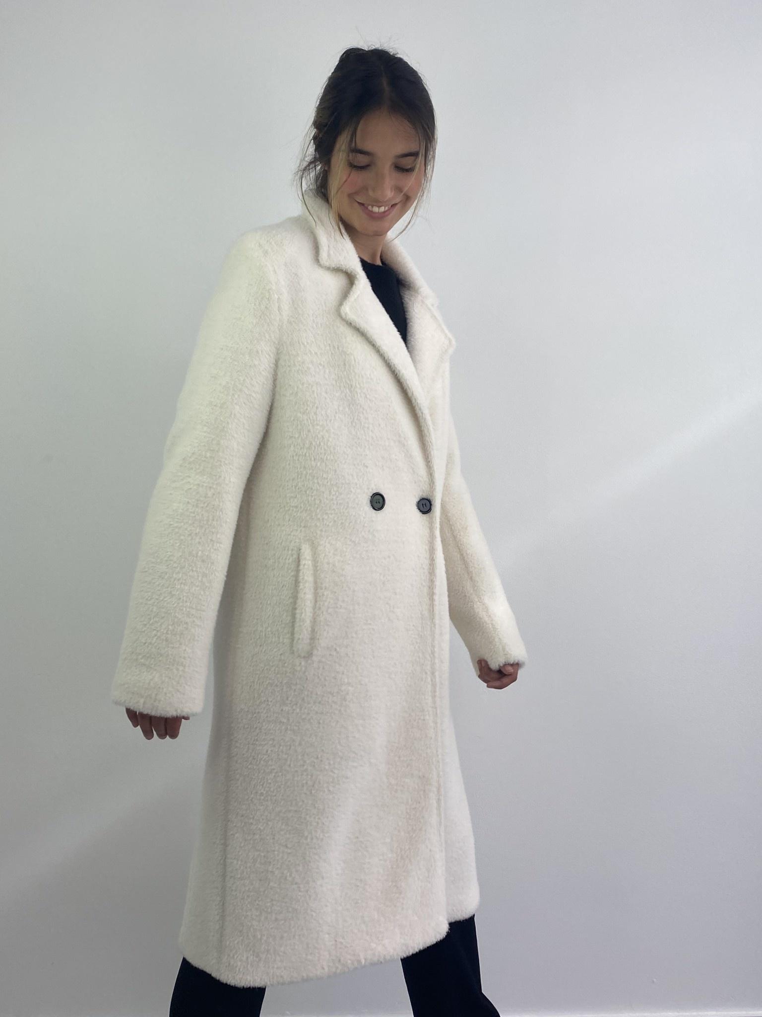 Karas fluffy coat Snow White-3