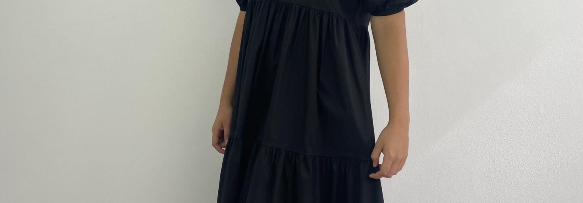 Jovie urban dress Black