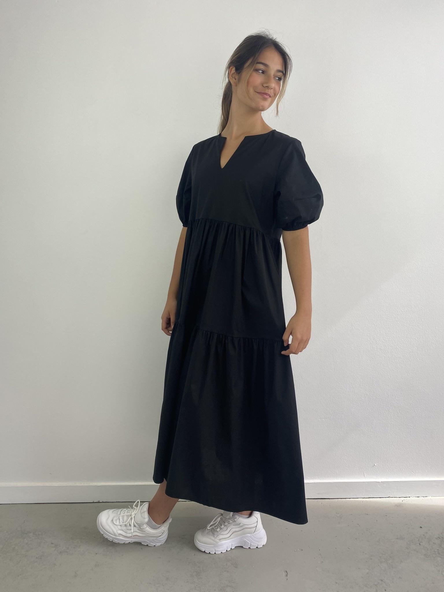 Jovie urban dress Black-1