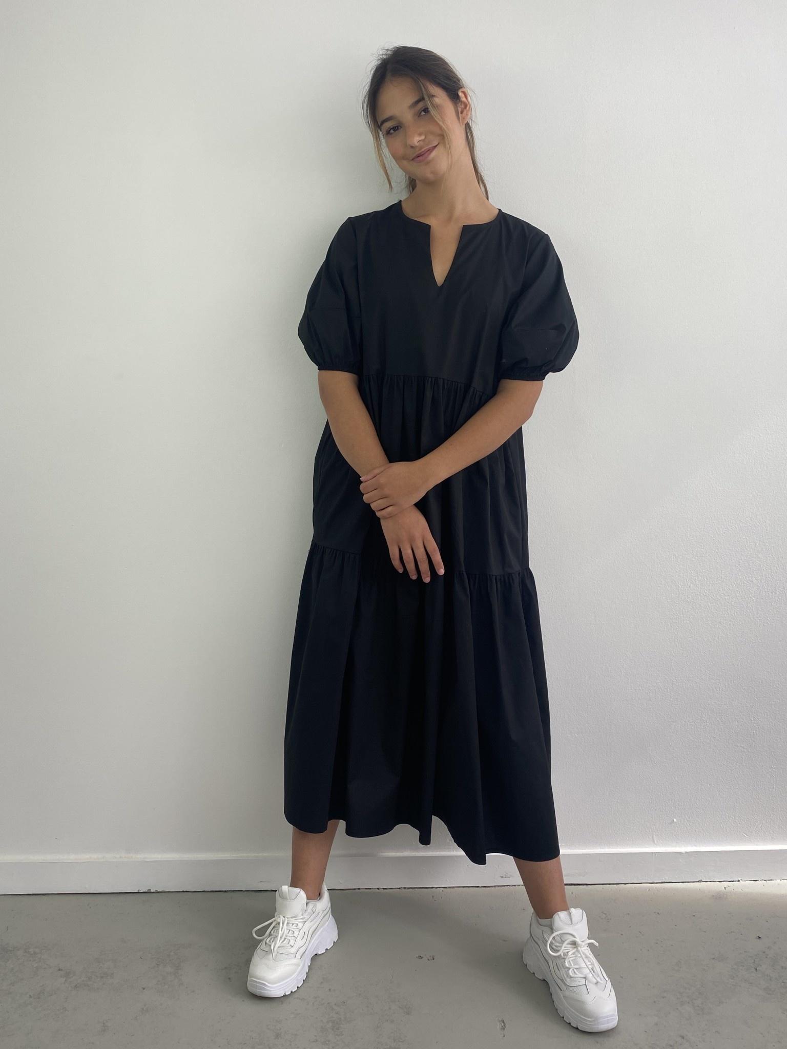 Jovie urban dress Black-3