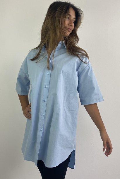 Tammy oversized shirt Light Blue