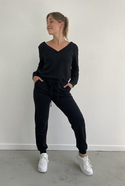 Imke jumpsuit Black