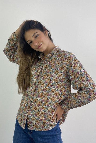 Moira flowerfield blouse Multi