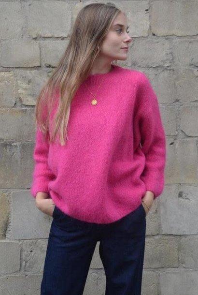 Xess comfort knit Fushia