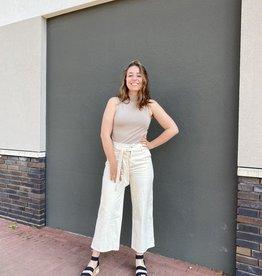 Modstrom Carla Pants Off White