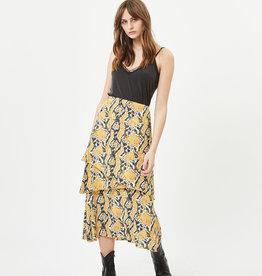 Minimum Fusine Skirt Sunflower