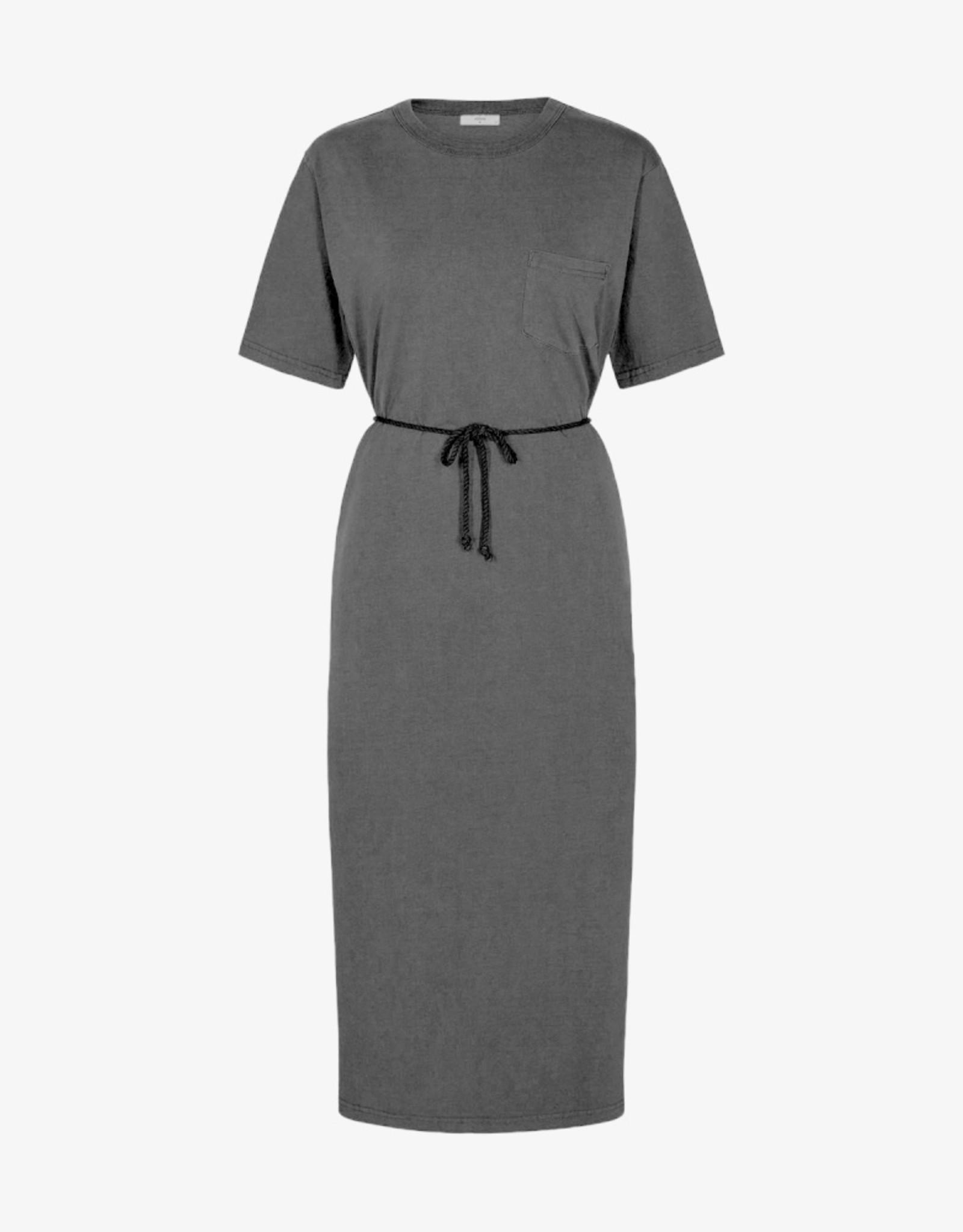 Minimum Philine Midi Dress Black