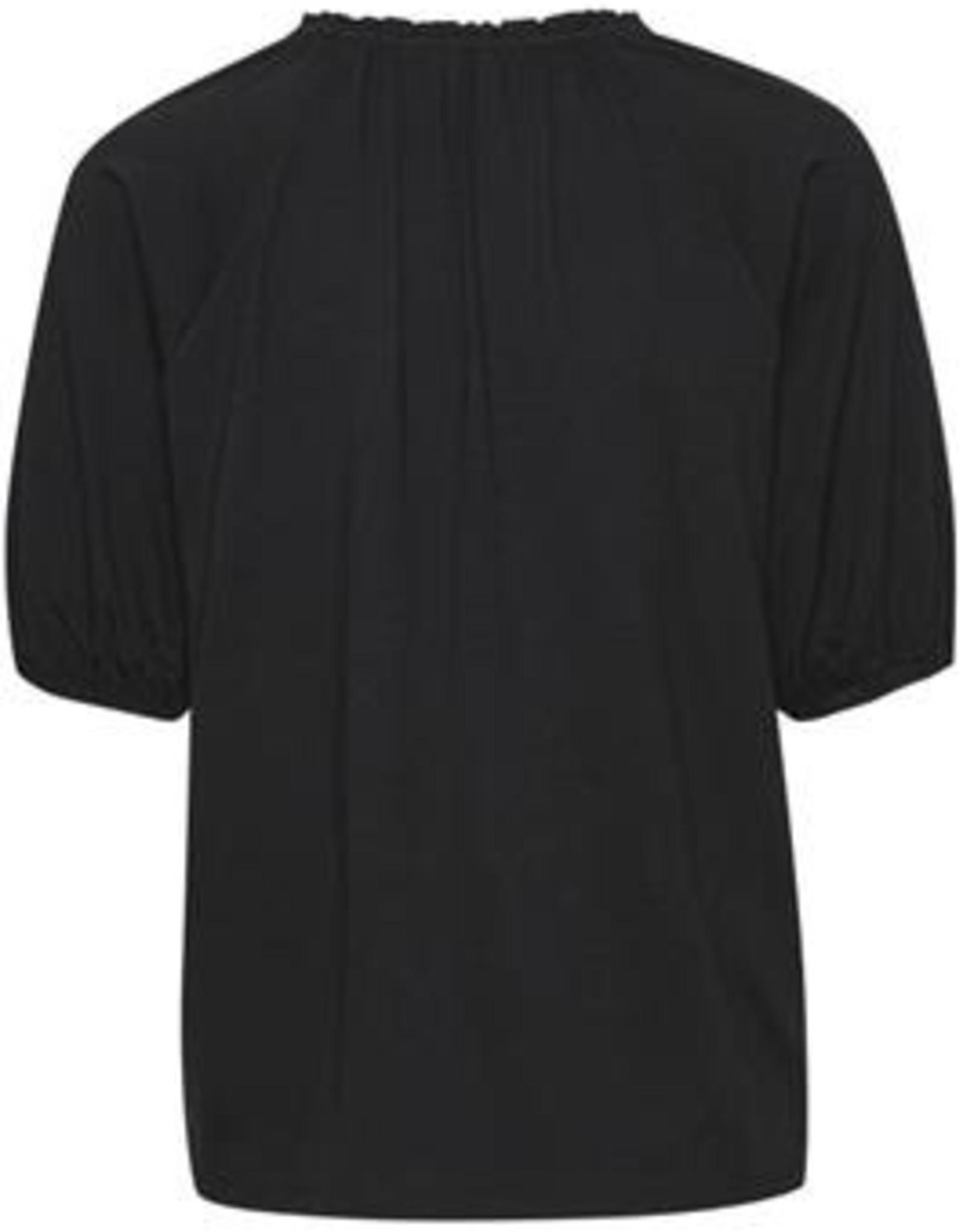 InWear Kaisa Abbey Blouse Black