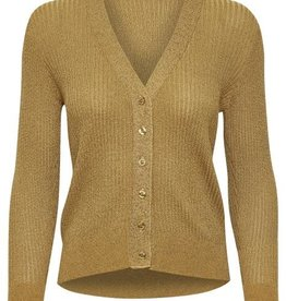 Soaked in Luxury SL Goldy Cardigan Gold