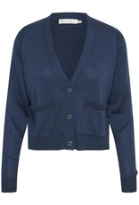 InWear Hilleri Cardigan Ink Blue