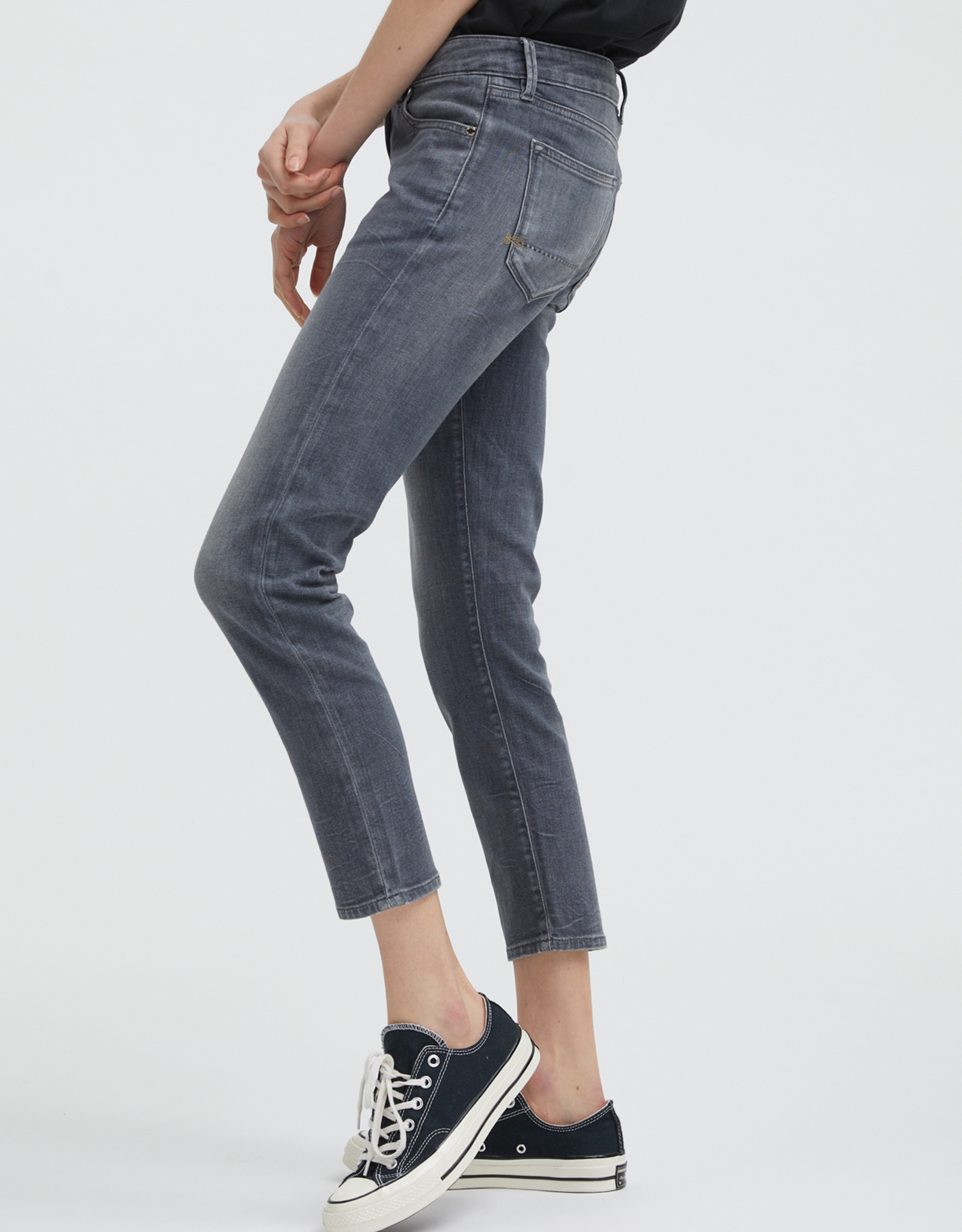 Denham Liz Ankle GRSLGD L28 Grey