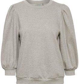 Gestuz Nankita Sweatshirt Grey Melange