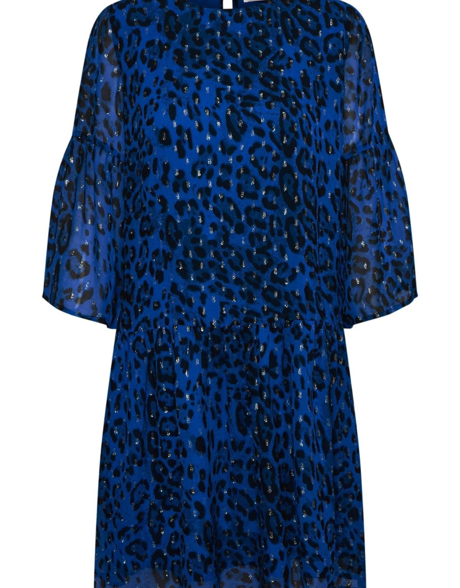 InWear Finna Dress Blue Colourful Leo