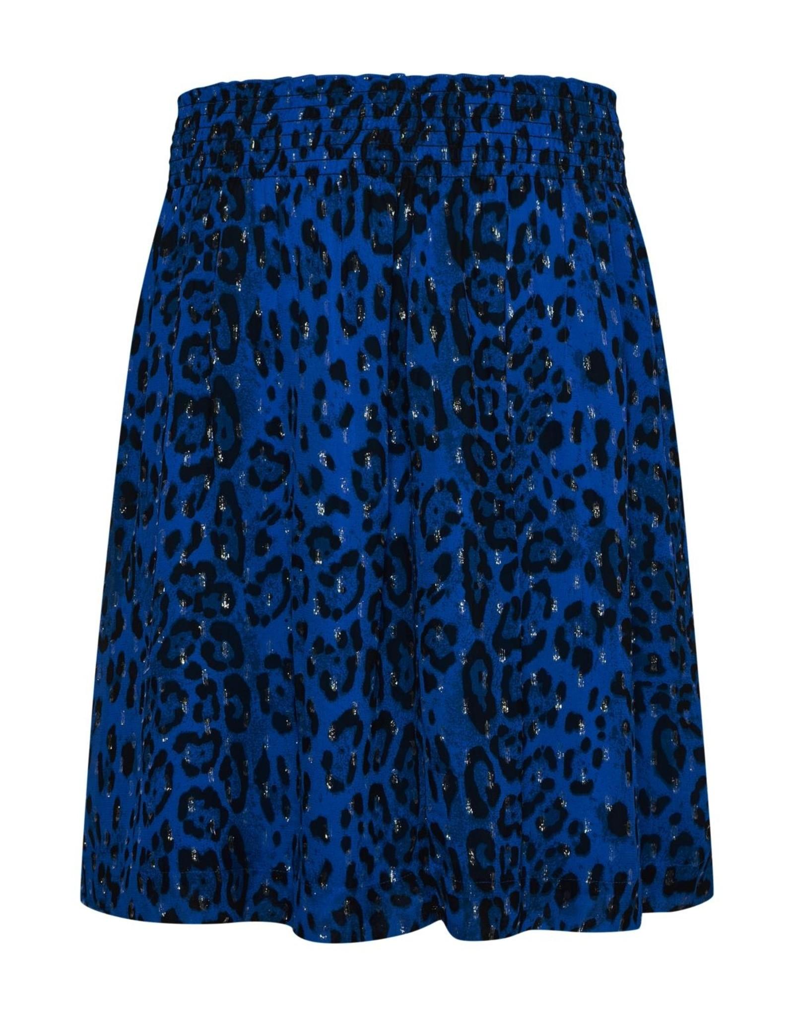 InWear Finna Skirt Blue Colourful Leo