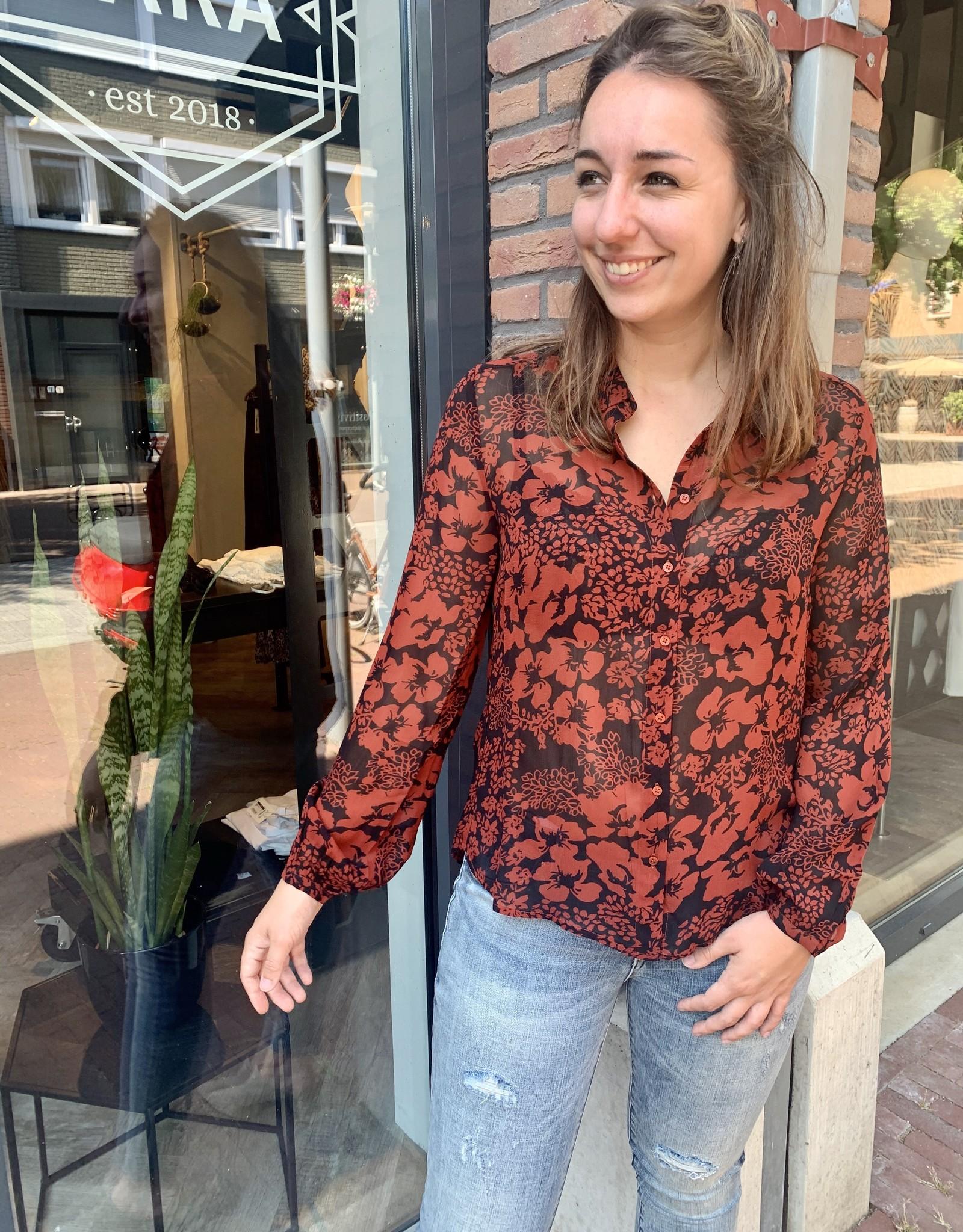InWear Florizza Shirt Cayenne