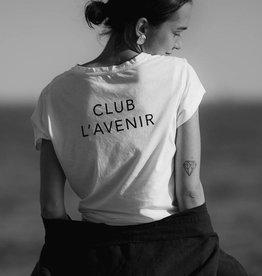 Club l'Avenir Club Tee White