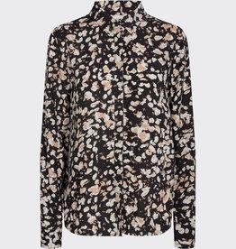 Minimum Bilda Shirt Black Print