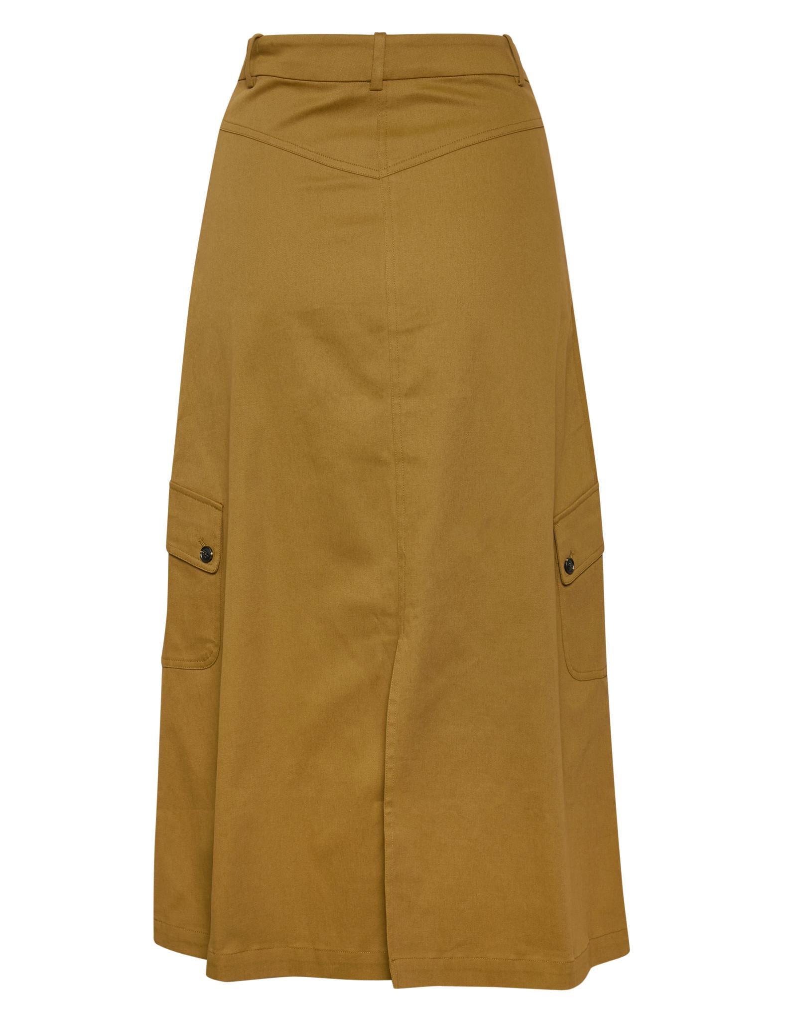 Gestuz Bani Skirt Rubber