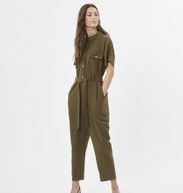Minimum Evry Jumpsuit Dark Olive