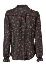 Modstrom Erica Print Shirt Forest Flower