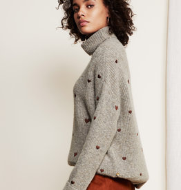 Fabienne Chapot Olivia Pullover Oatmeal