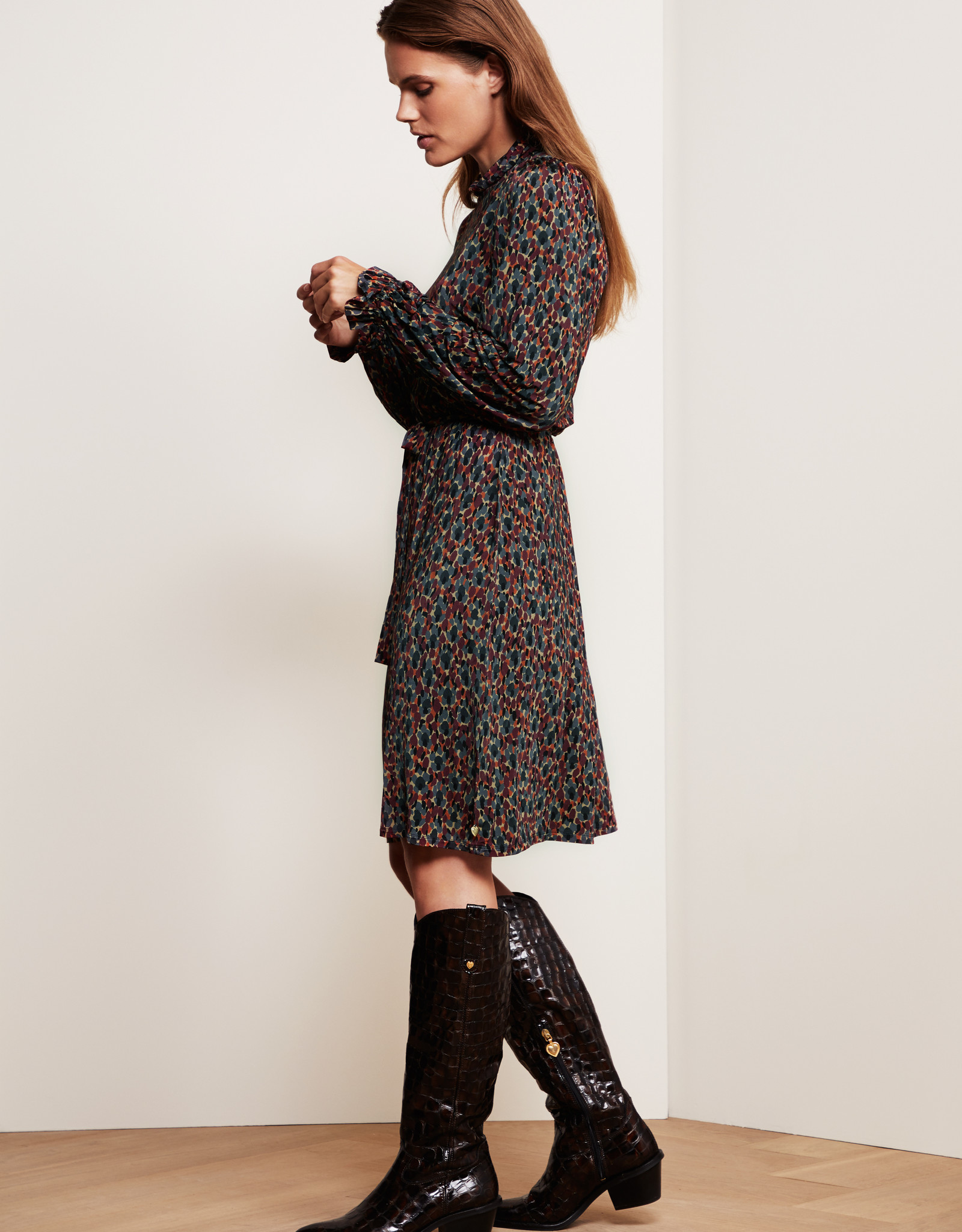 Fabienne Chapot Billy Dress Spotty Dotties