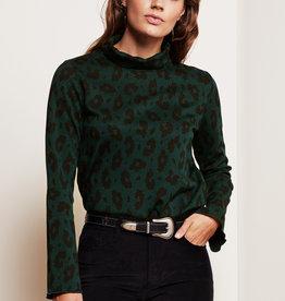 Fabienne Chapot Phene Top Bottle Green Lolita Leopard