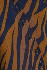 Gestuz Enise Blouse Navy Zebra