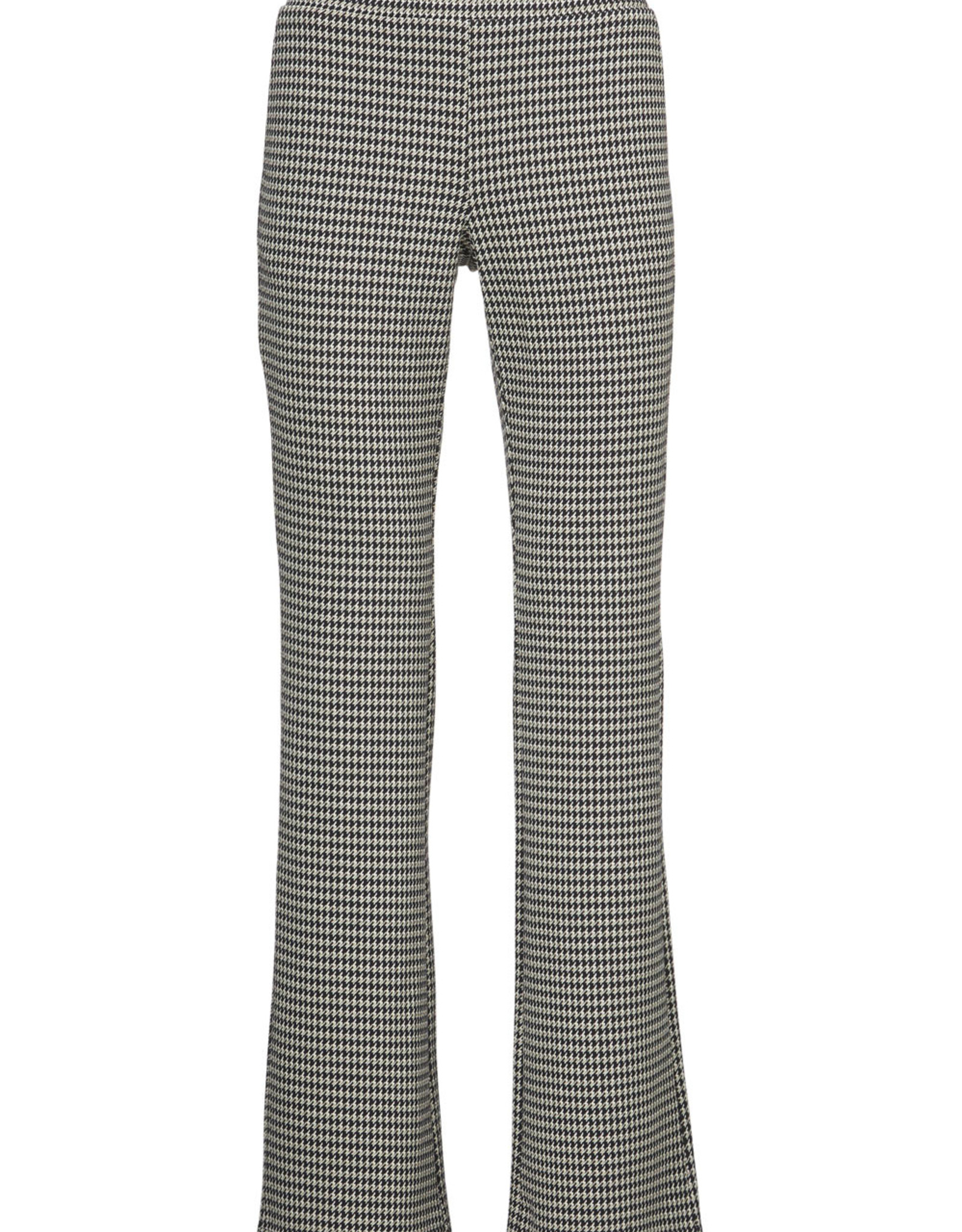 Modstrom Fawn Pants Houndstooth Check