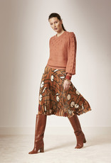 Dante 6 Eyo Chain Print Skirt Multi