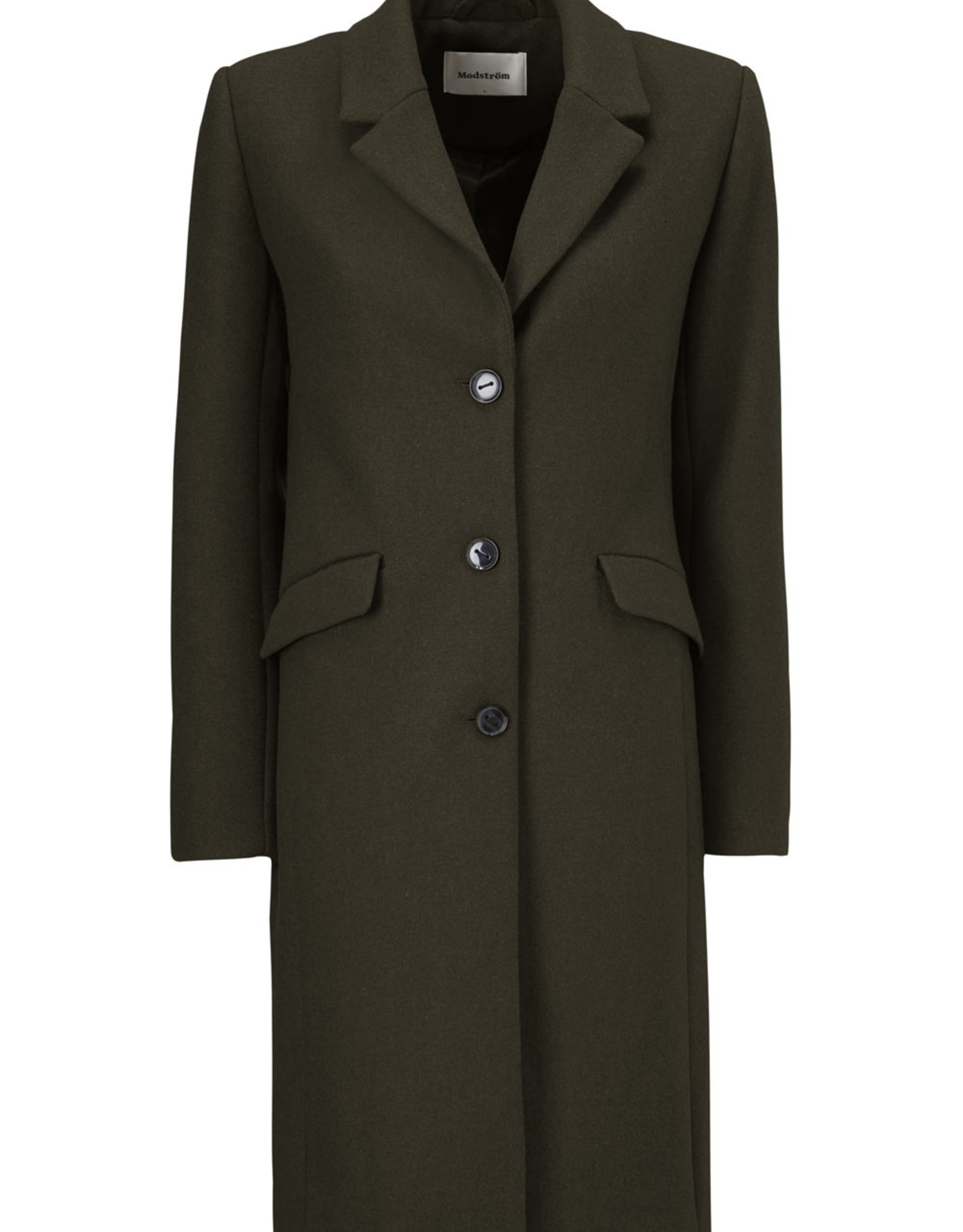 Modstrom Pamela Coat Dark Army